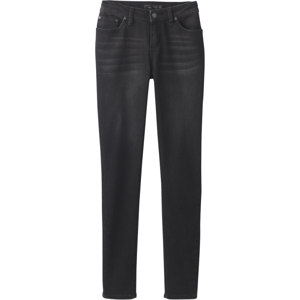 PRANA Women's London Jean - BLACK