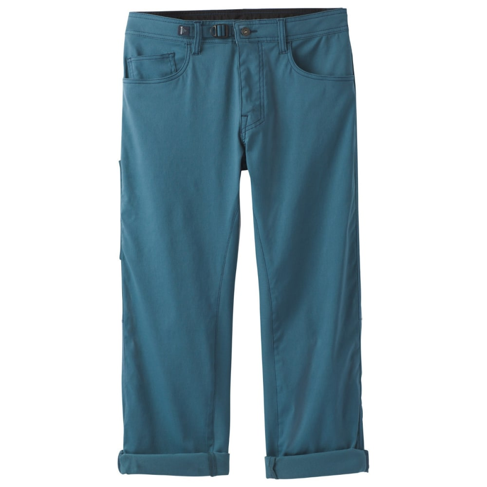 PRANA Men's Zioneer Pants - MOOD INDIGO