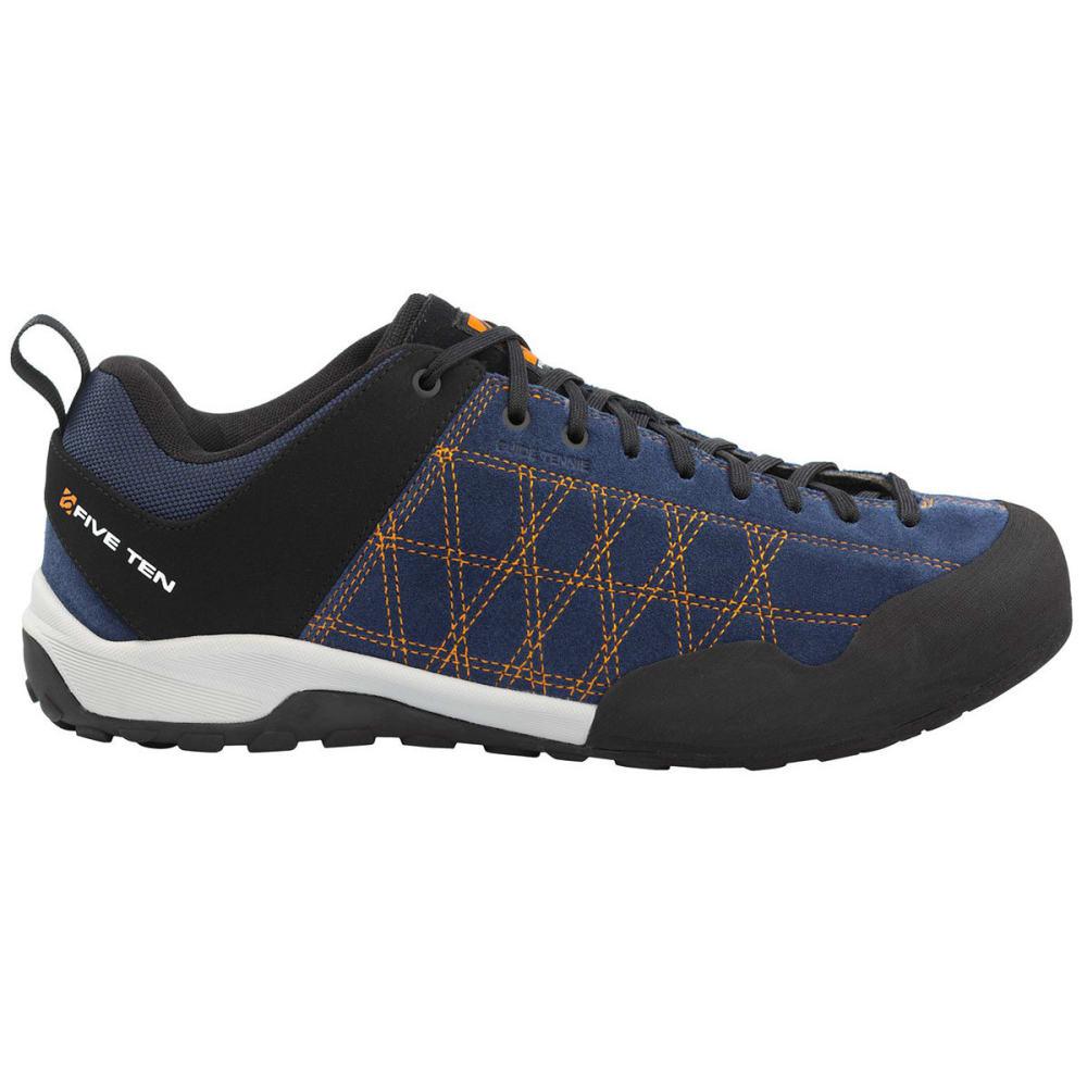 FIVE.TEN Men's Guide Tennie Hiking and Climbing Shoes - NAVY/ORANGE