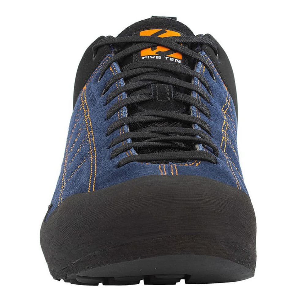 FIVE.TEN Men's Guide Tennie Hiking and Climbing Shoes - NAVY/ORANGE