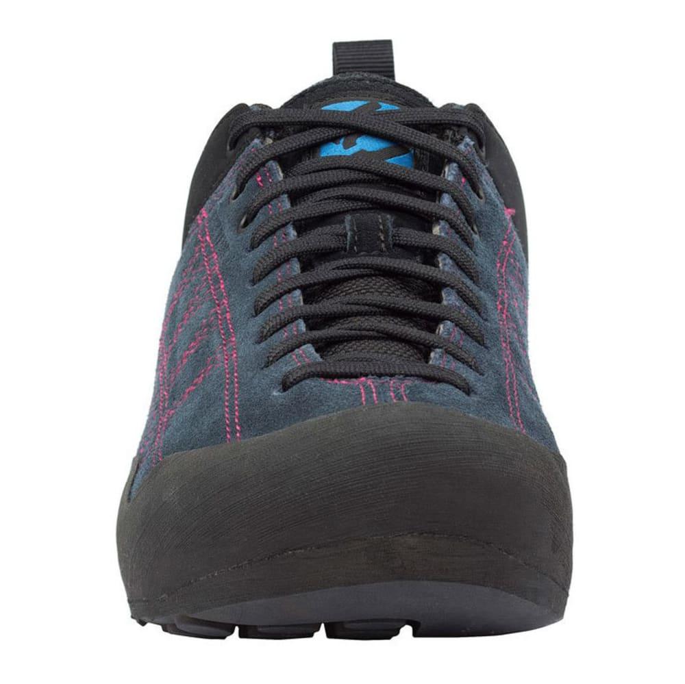 FIVE.TEN Women's Guide Tennie Hiking and Climbing Shoes - GREY/FUCHSIA