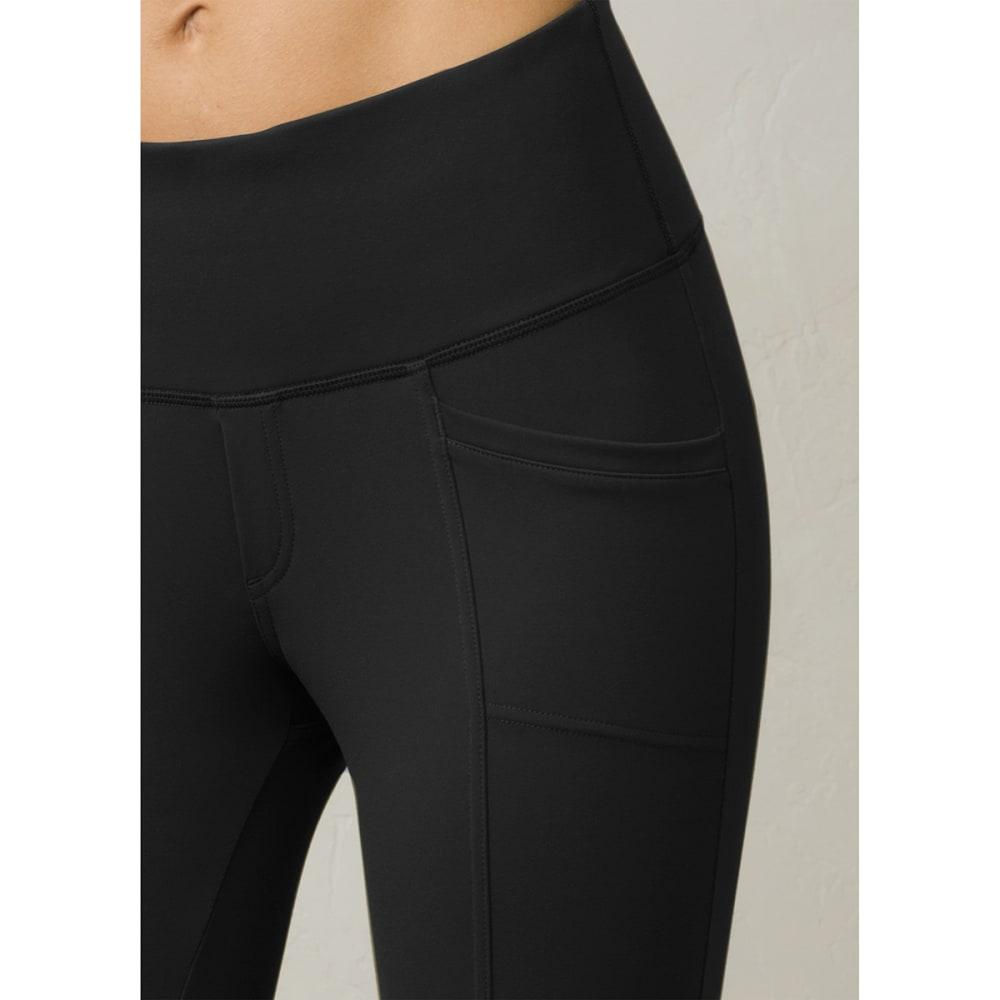 PRANA Women's Urbanite Pants - BLACK
