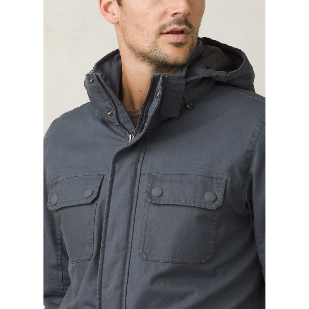 PRANA Men's Bronson Towne Jacket - COAL