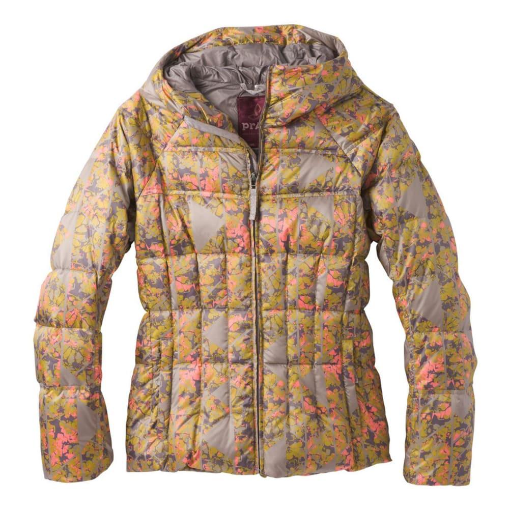 PRANA Women's Imogen Jacket - EARTH GREY WLDFLWR