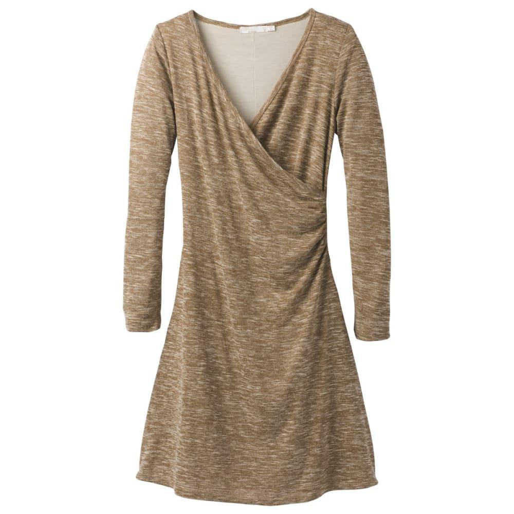PRANA Women's Nadia Dress - STONE