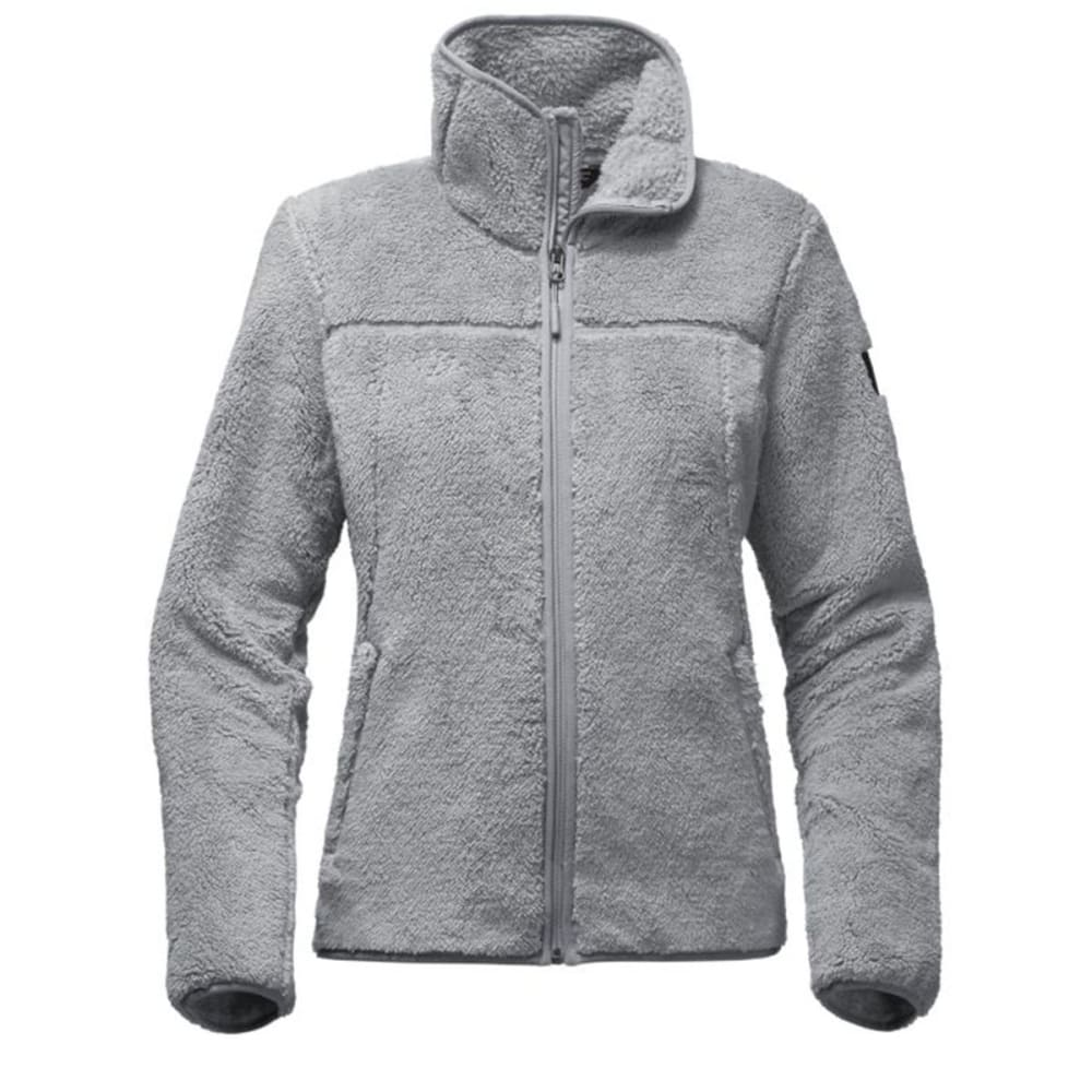 THE NORTH FACE Women's Campshire Full-Zip Fleece - V3T-MID GREY