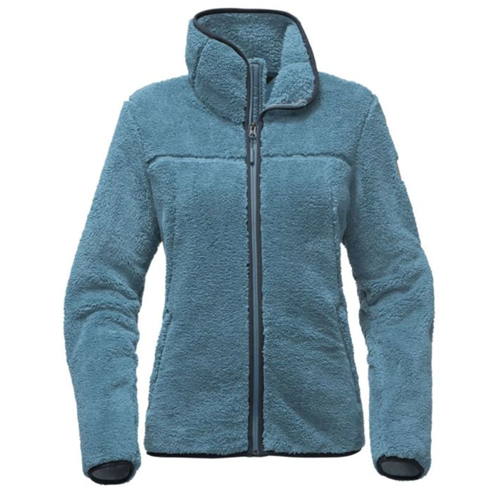 THE NORTH FACE Women's Campshire Full-Zip Fleece - UBP-PROVINCIAL BLUE