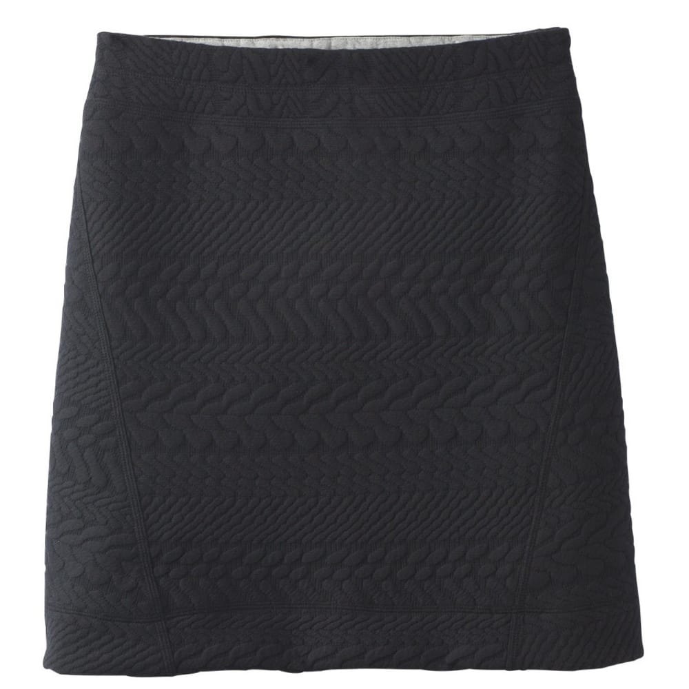 PRANA Women's Macee Skirt - BLACK