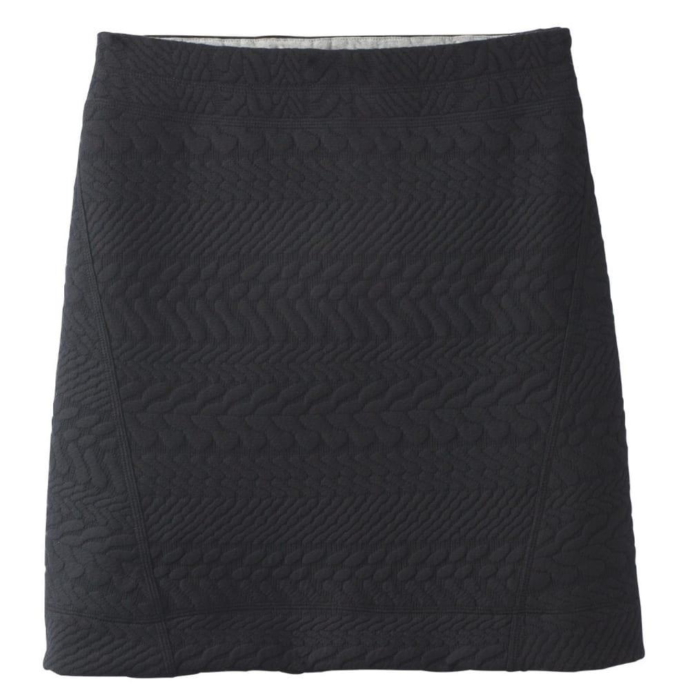 PRANA Women's Macee Skirt - BLACK