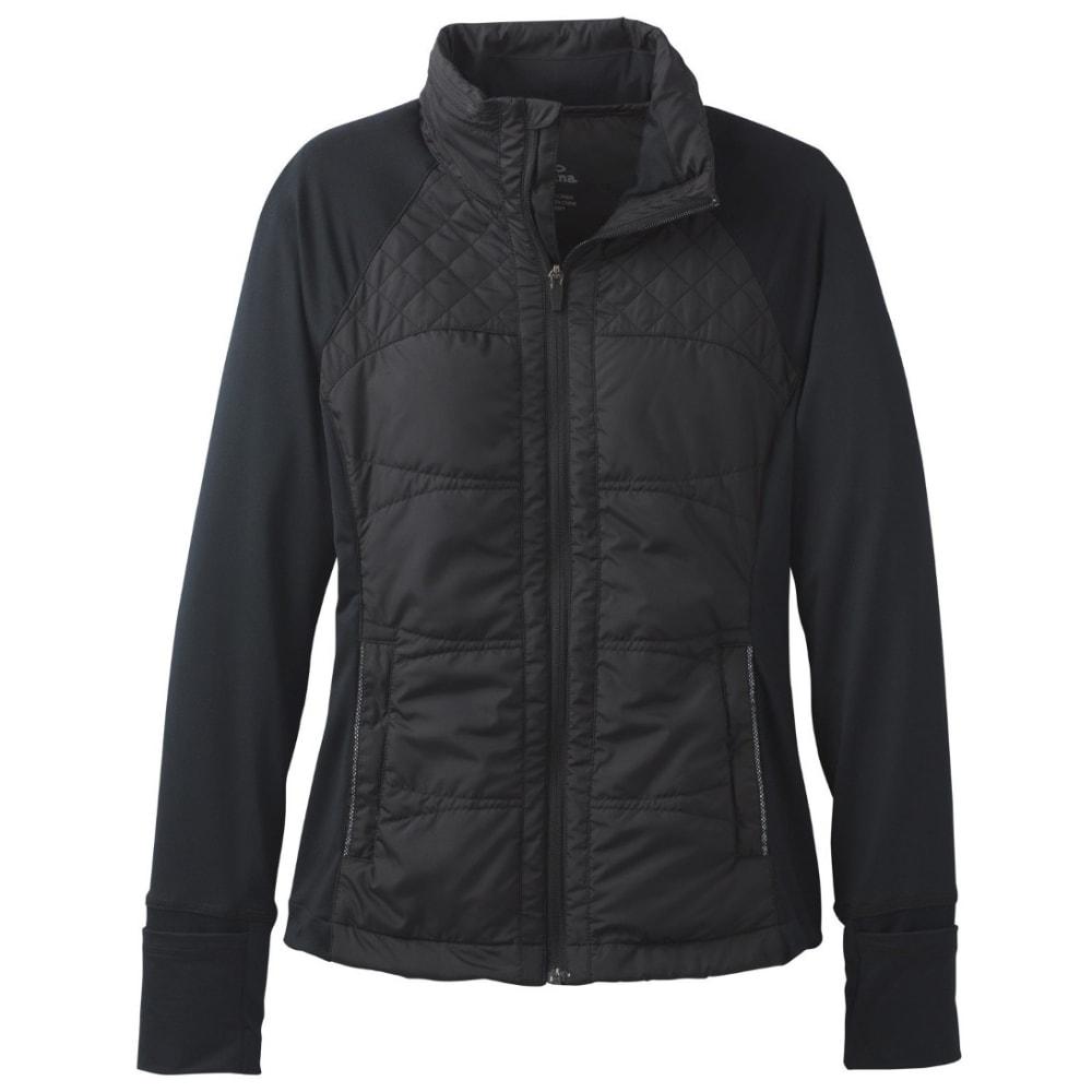 PRANA Women's Momentum Jacket - BLACK