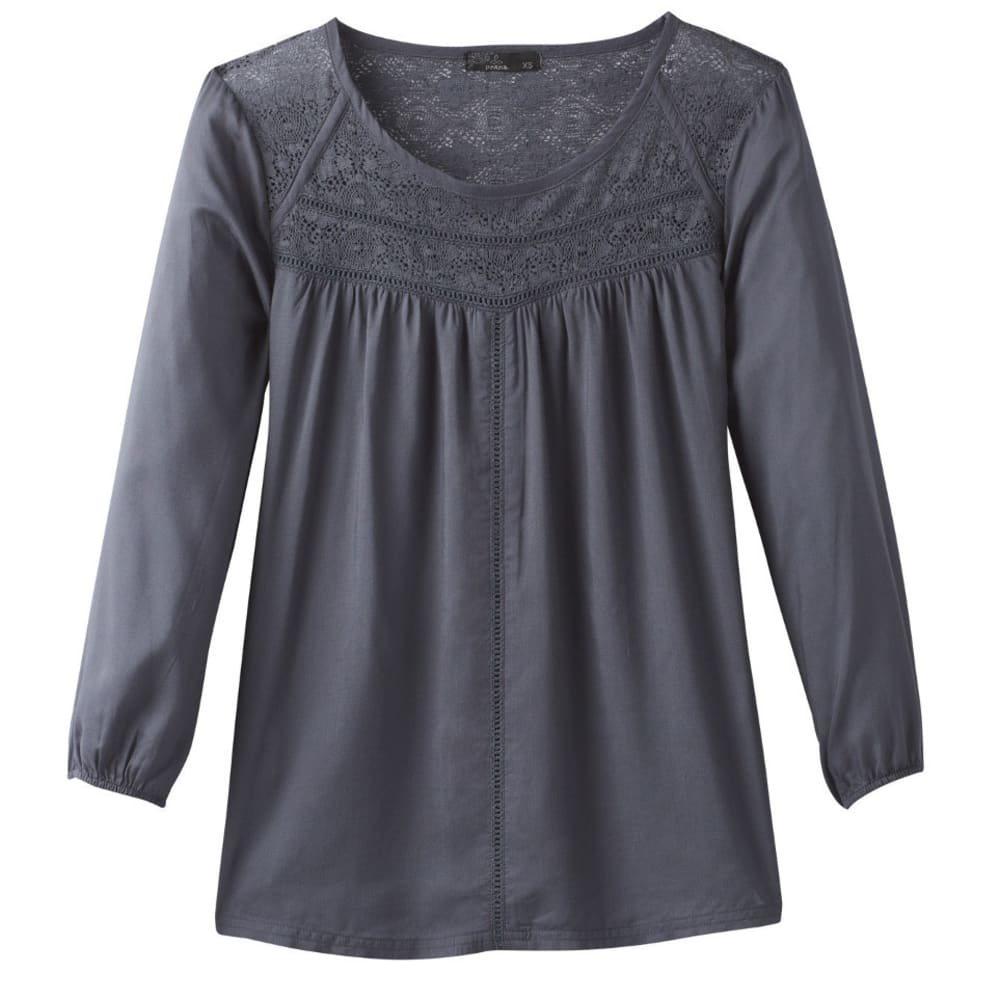 PRANA Women's Robyn Top - COAL