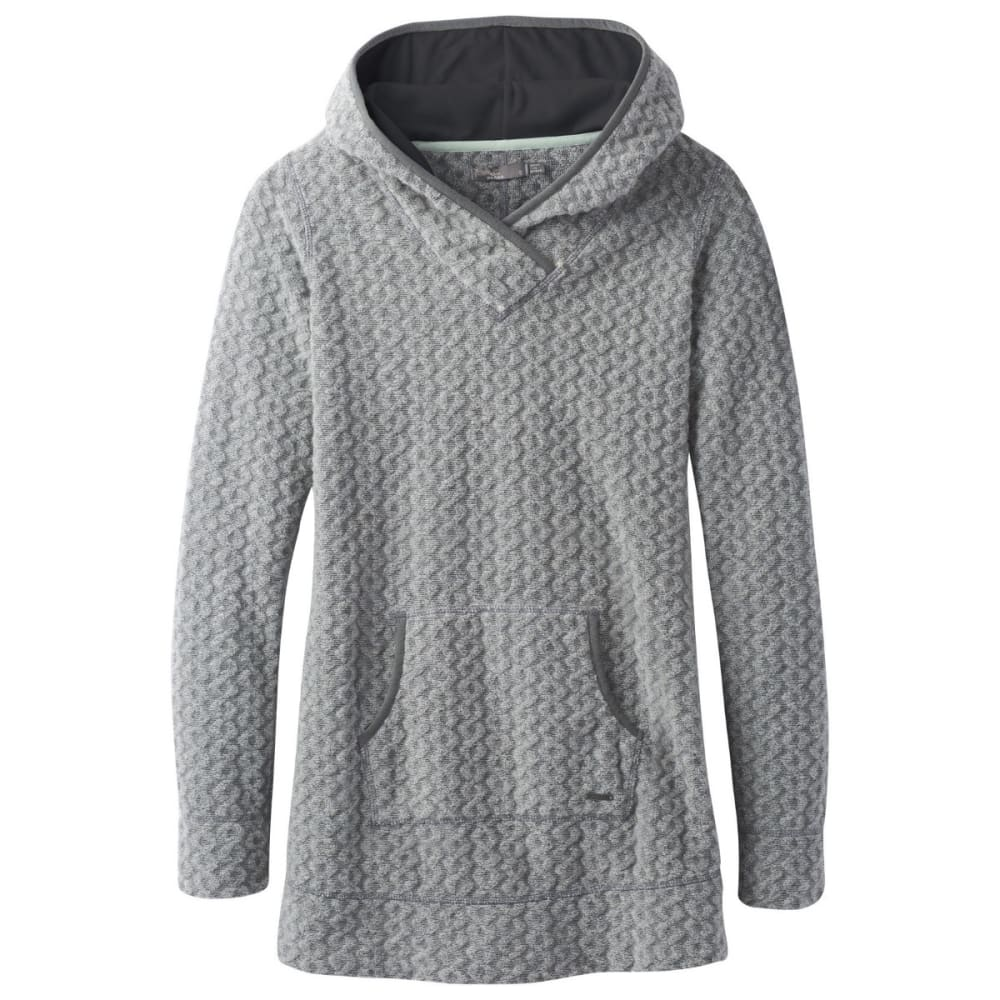 PRANA Women's Sybil Sweater - GRAVEL
