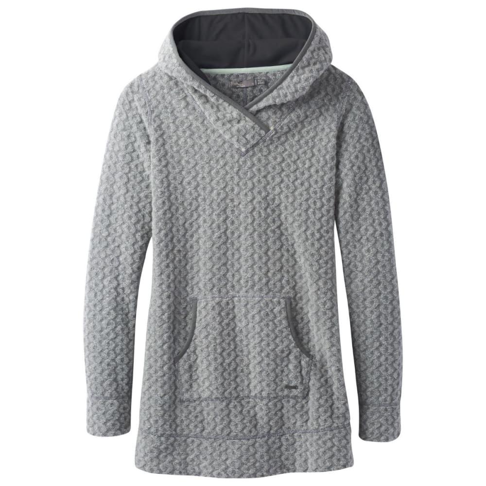 PRANA Women's Sybil Sweater - GRAVEL