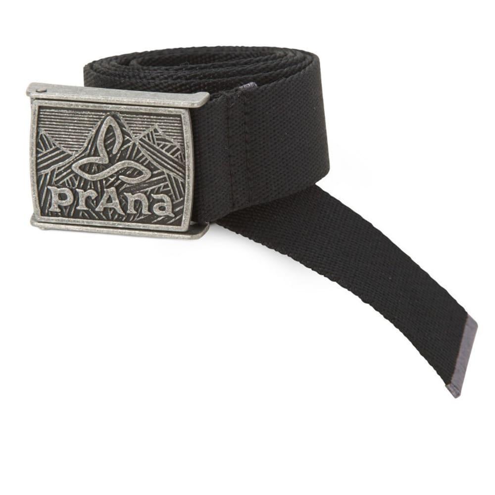 PRANA Men's Union Belt - BLACK