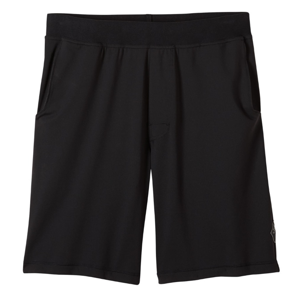 PRANA Men's Mojo Chakara Short - BLACK