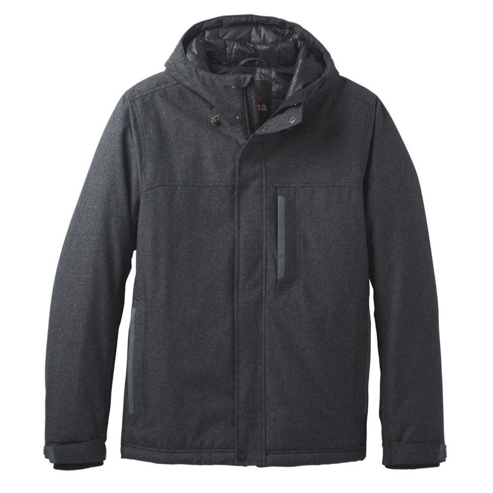 PRANA Men's Edgemont Jacket - BLACK HEATHER