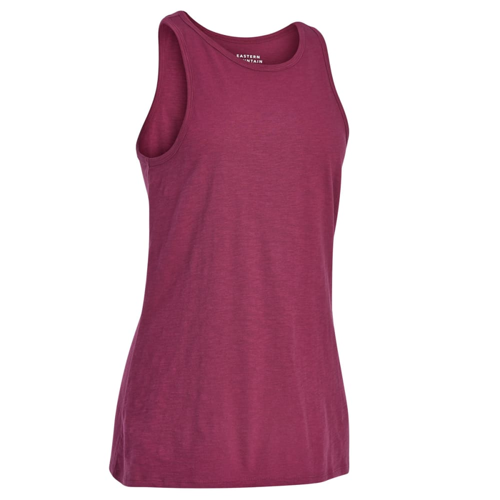 EMS Women's Solid Organic Slub Tank Top XL