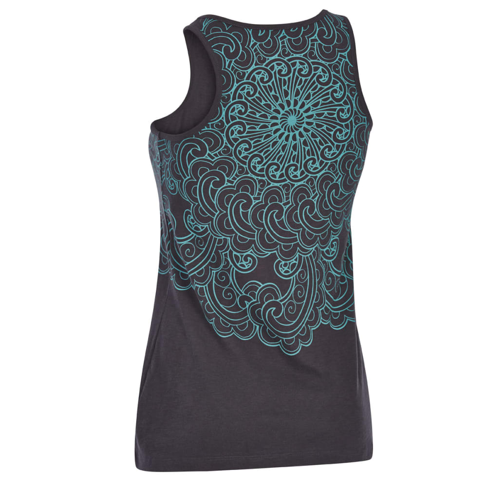 EMS® Women's Mandala Tank Top - PHANTOM