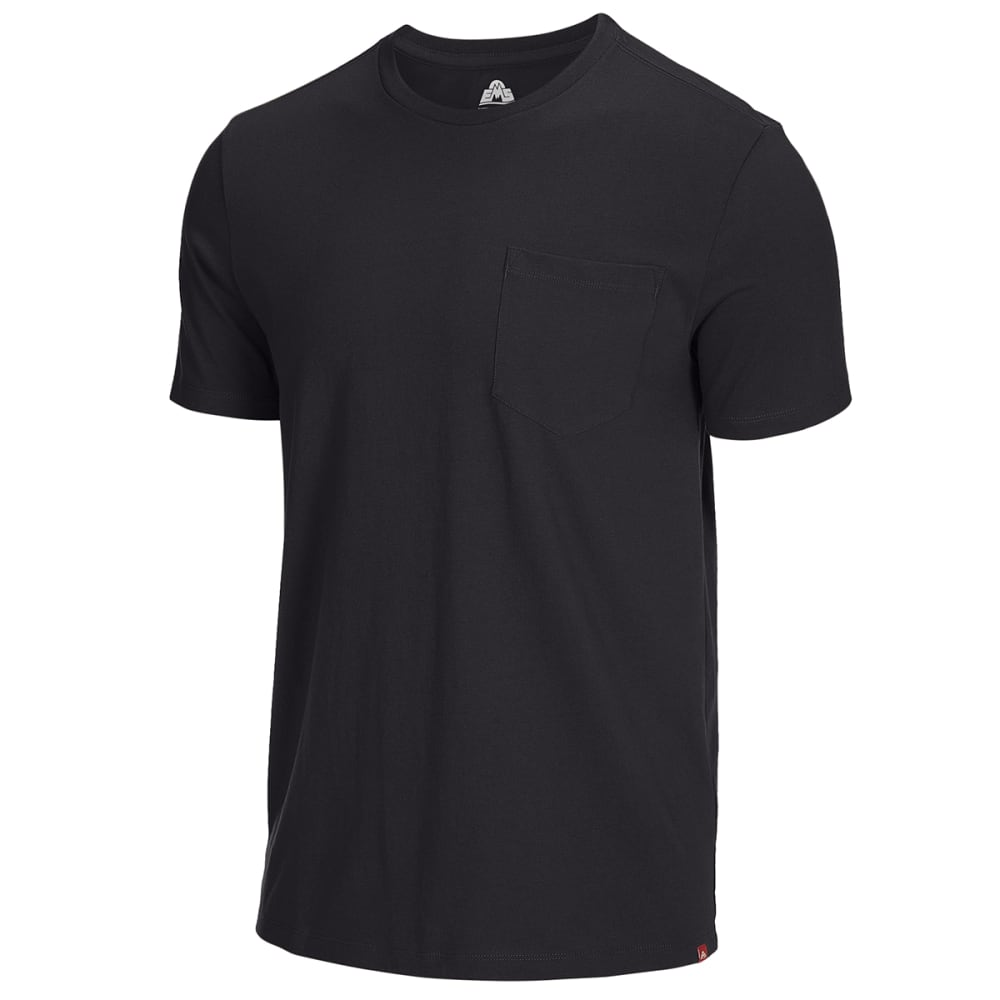 EMS Men's Organic Pocket Short-Sleeve Tee - PHANTOM