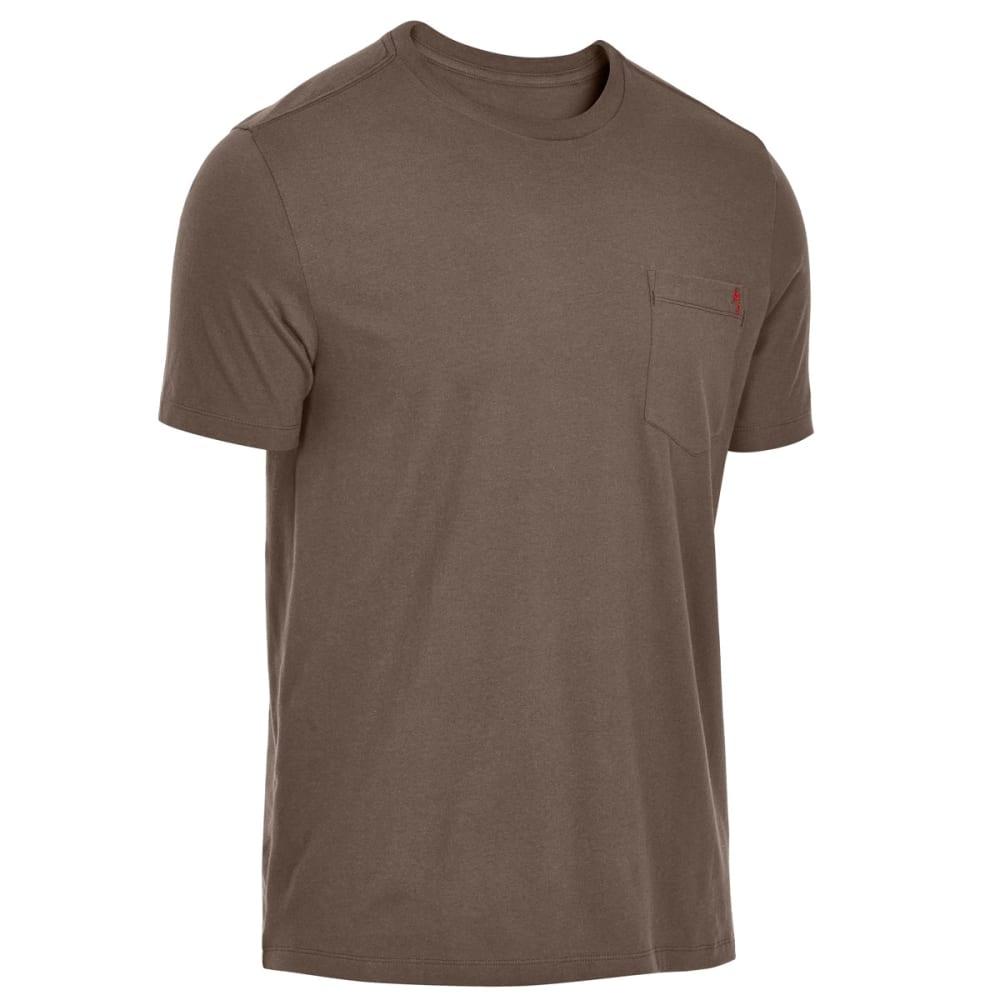 EMS Men's Organic Pocket Short-Sleeve Tee - MOREL