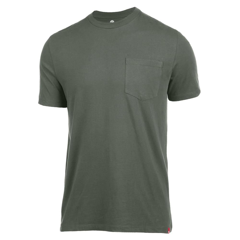 EMS Men's Organic Pocket Short-Sleeve Tee M