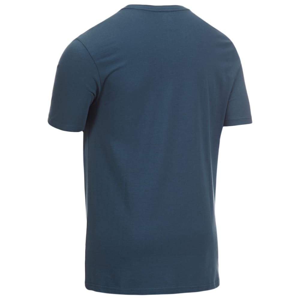 EMS Men's Organic Pocket Short-Sleeve Tee - BLUE WING TEAL