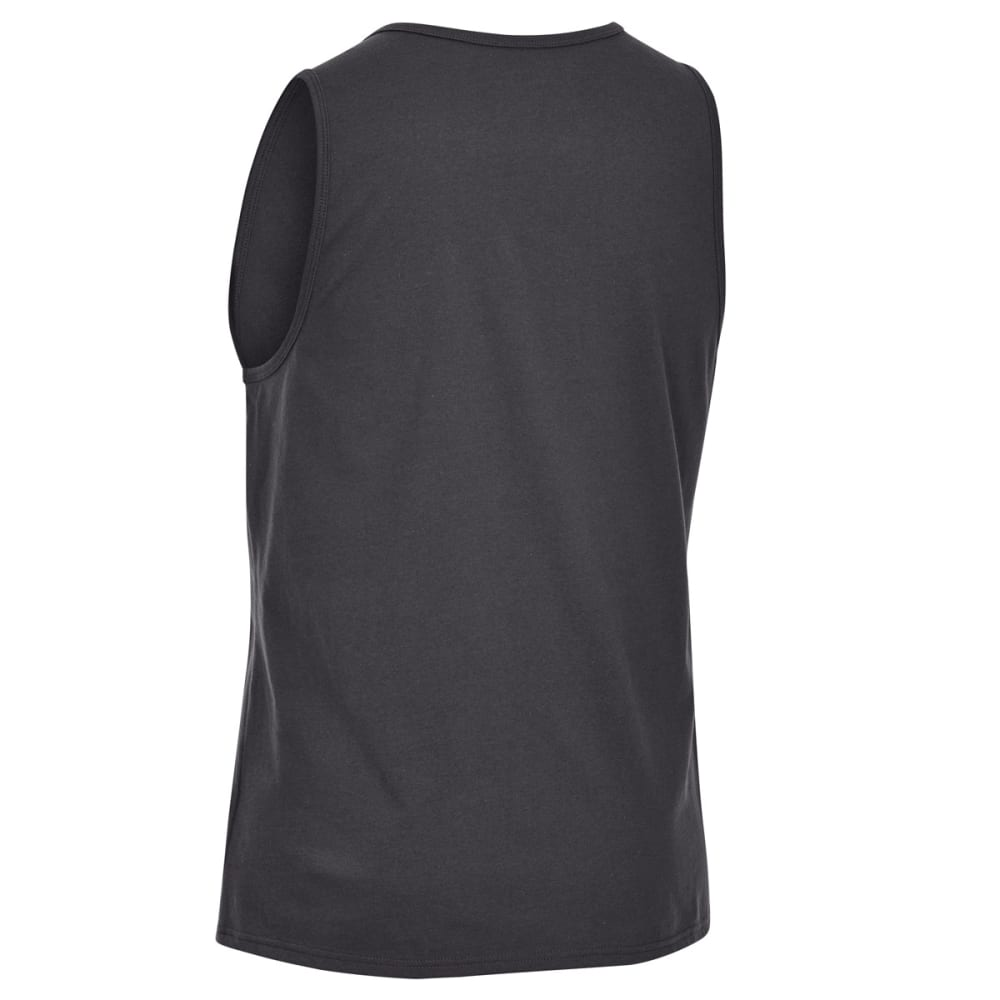 EMS Men's Solid Organic Tank Top - FORGED IRON