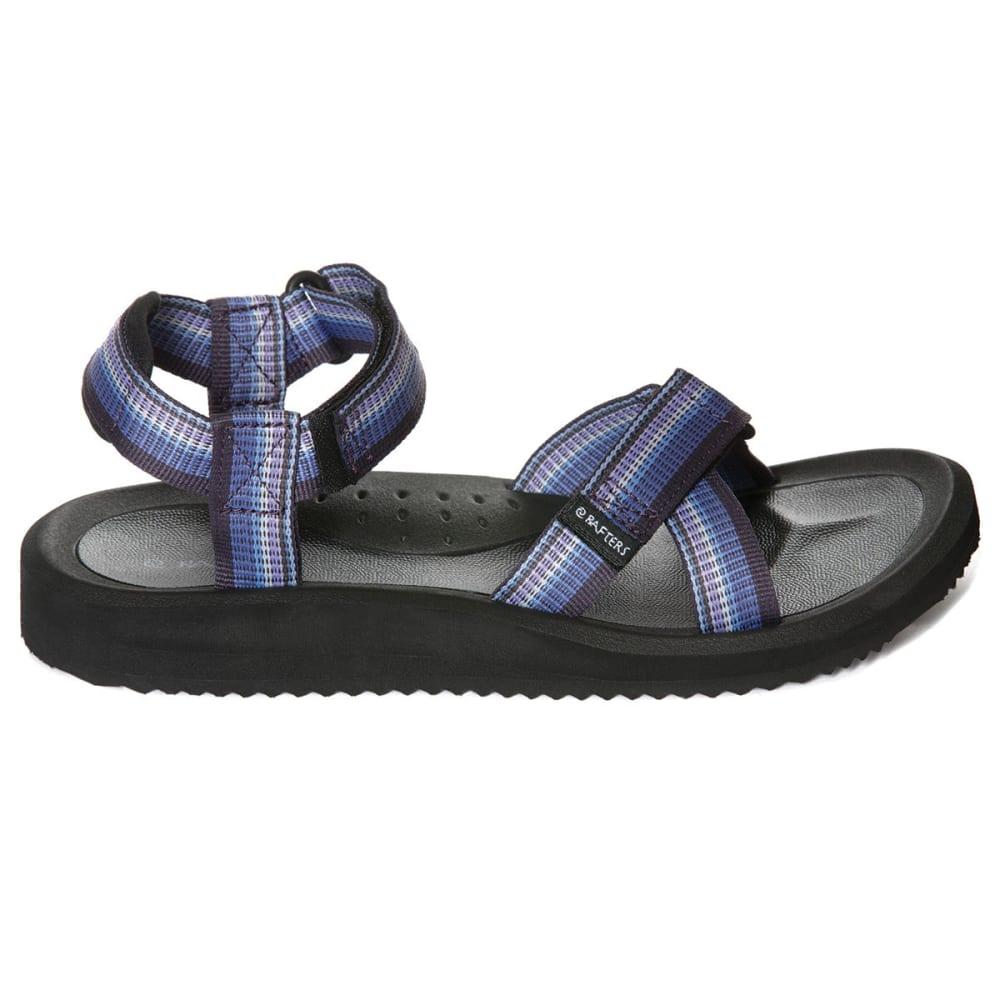 RAFTERS Women's Vibe Horizon Sandals - VIOLET MULTI-546