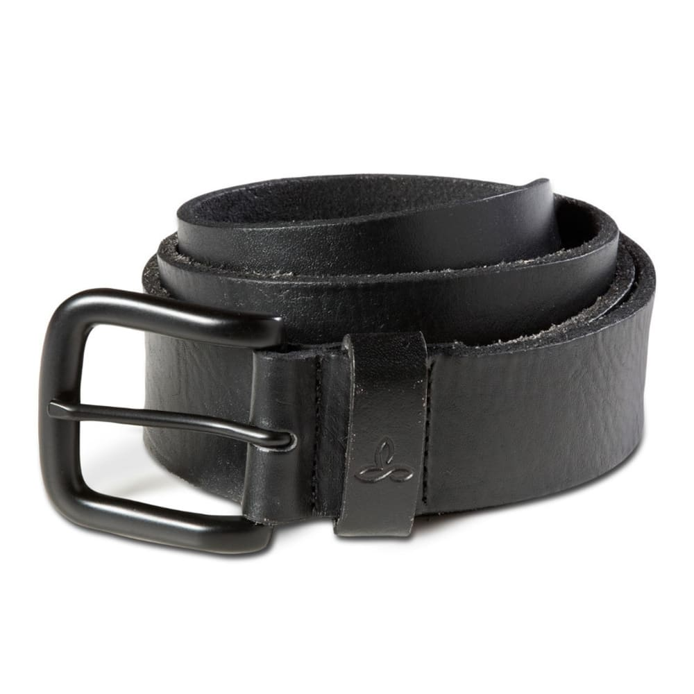 PRANA Men's Belt - BLACK