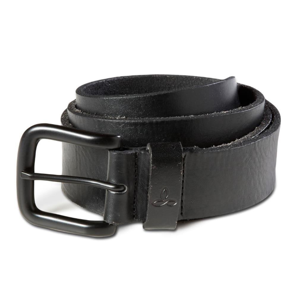 PRANA Men's Belt - BLACK