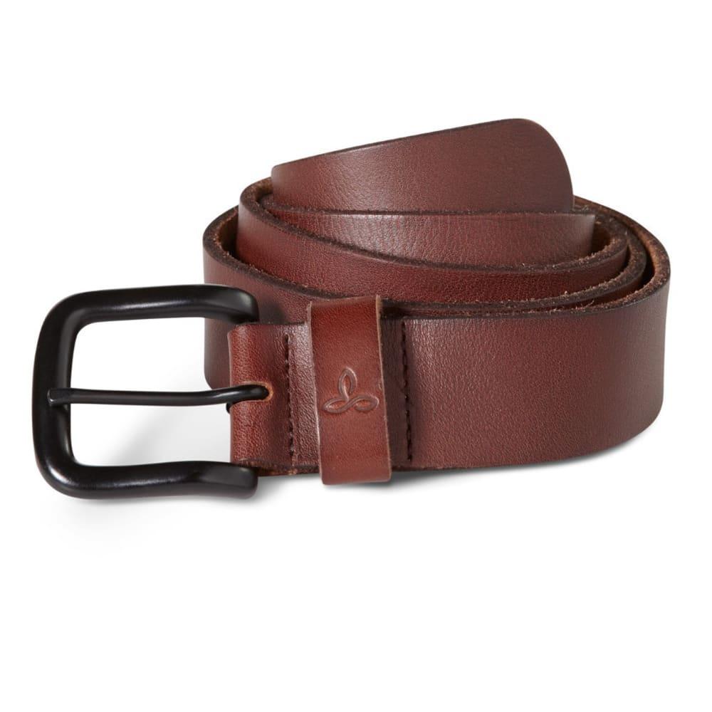 PRANA Men's Belt - BROWN