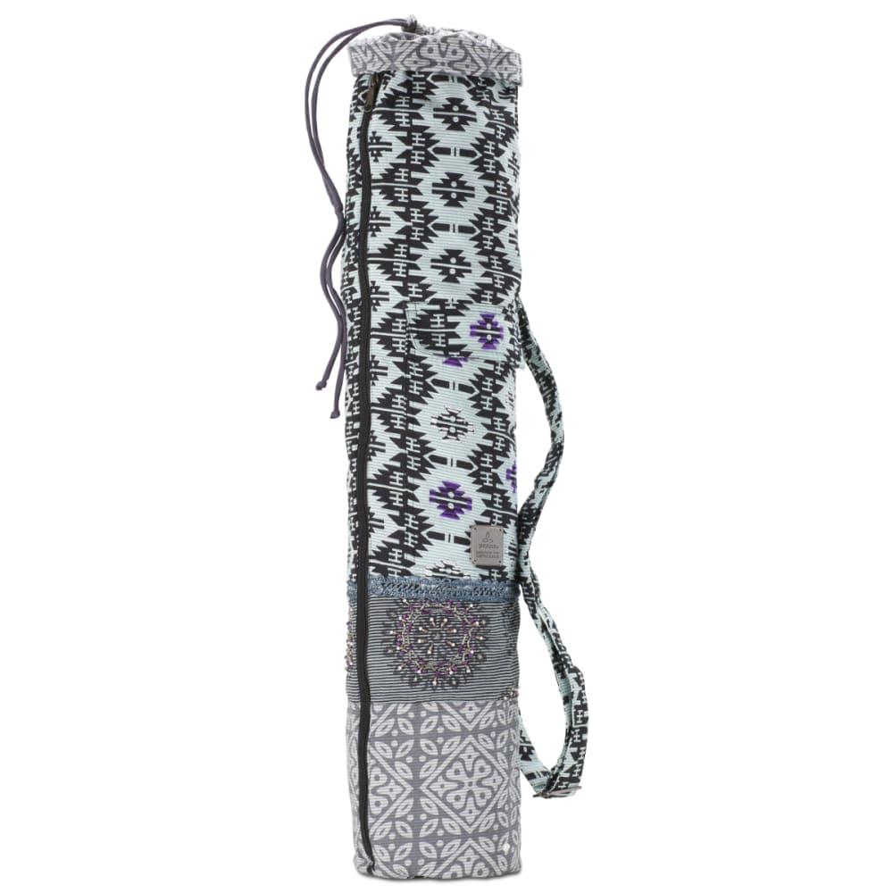Prana Bhakti Yoga Bag Silver