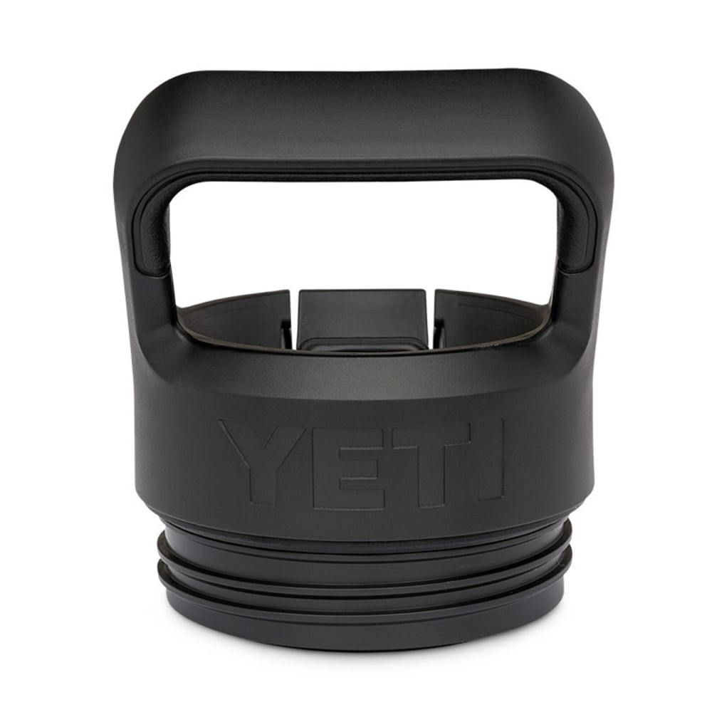 YETI Rambler Bottle Straw Cap - BLACK