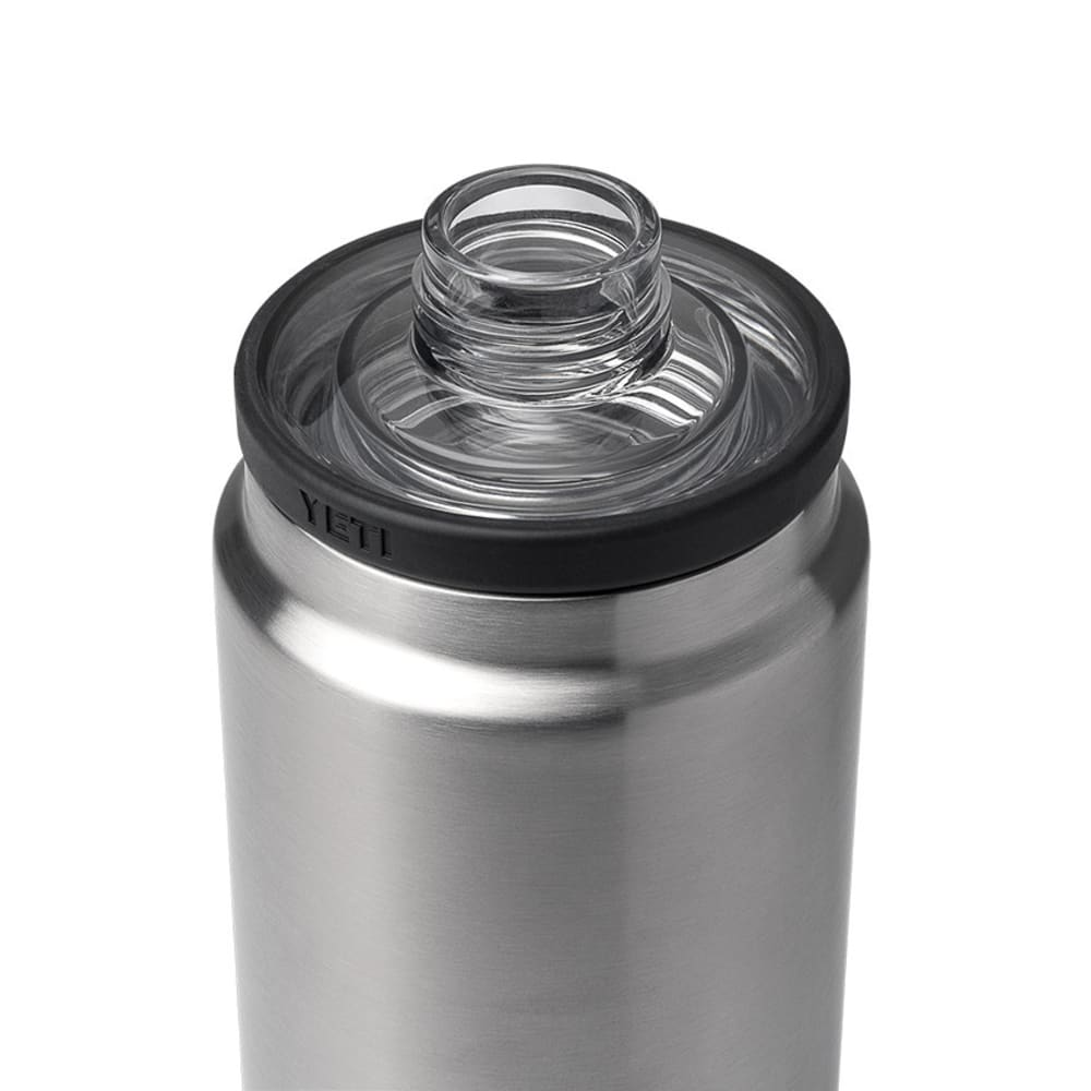 YETI Rambler Bottle Chug Cap - BLACK