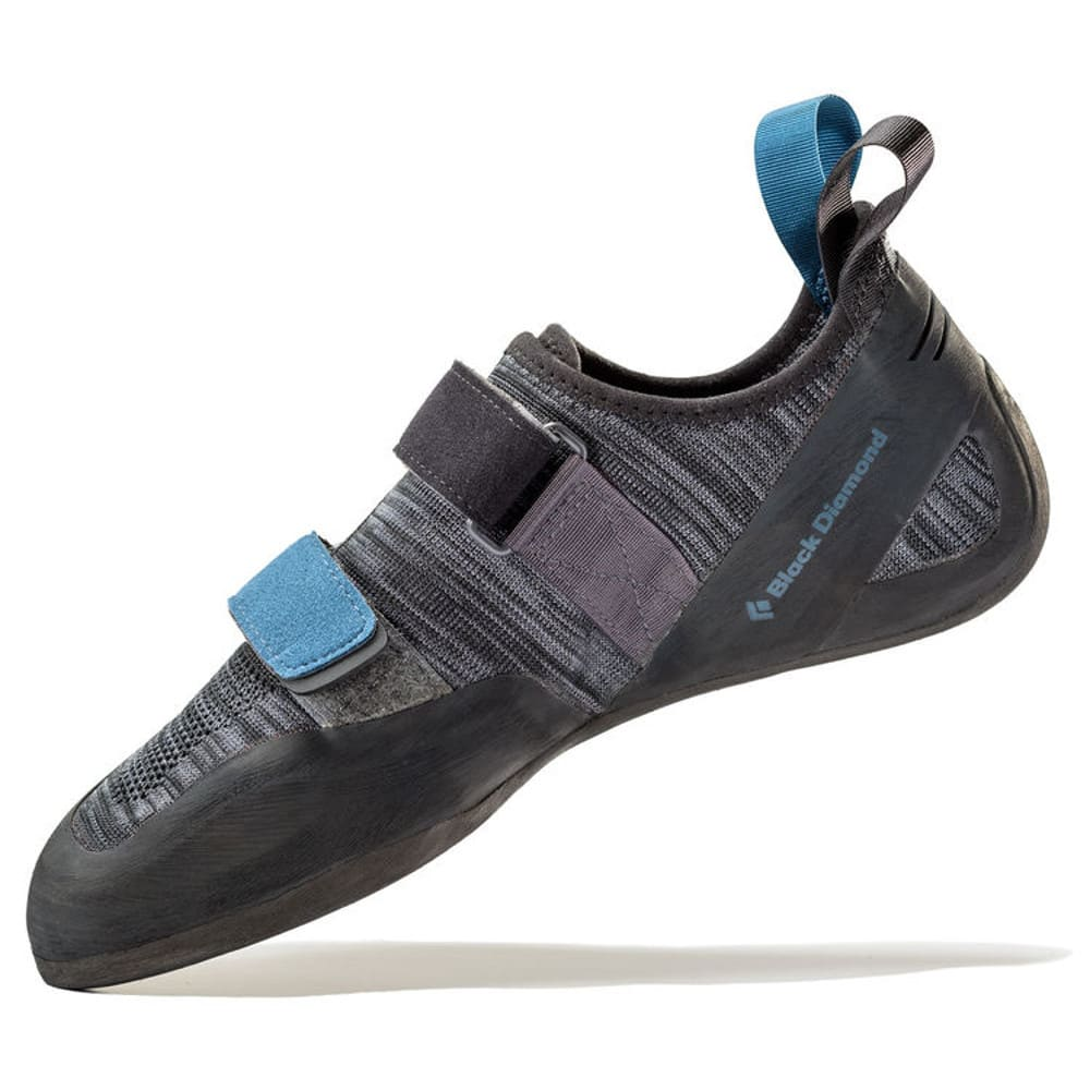 BLACK DIAMOND Men's Momentum Climbing Shoes - ASH 570101ASH