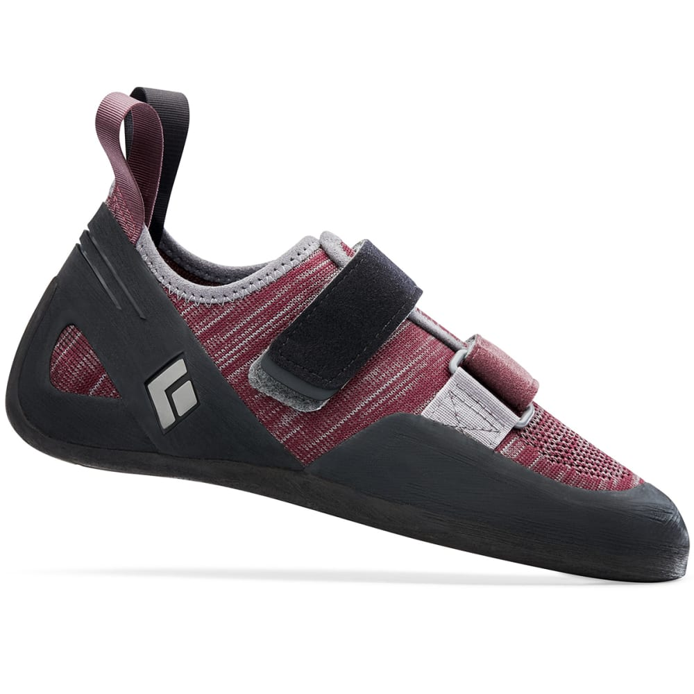 BLACK DIAMOND Women's Momentum Climbing Shoes - MERLOT 570106MERL