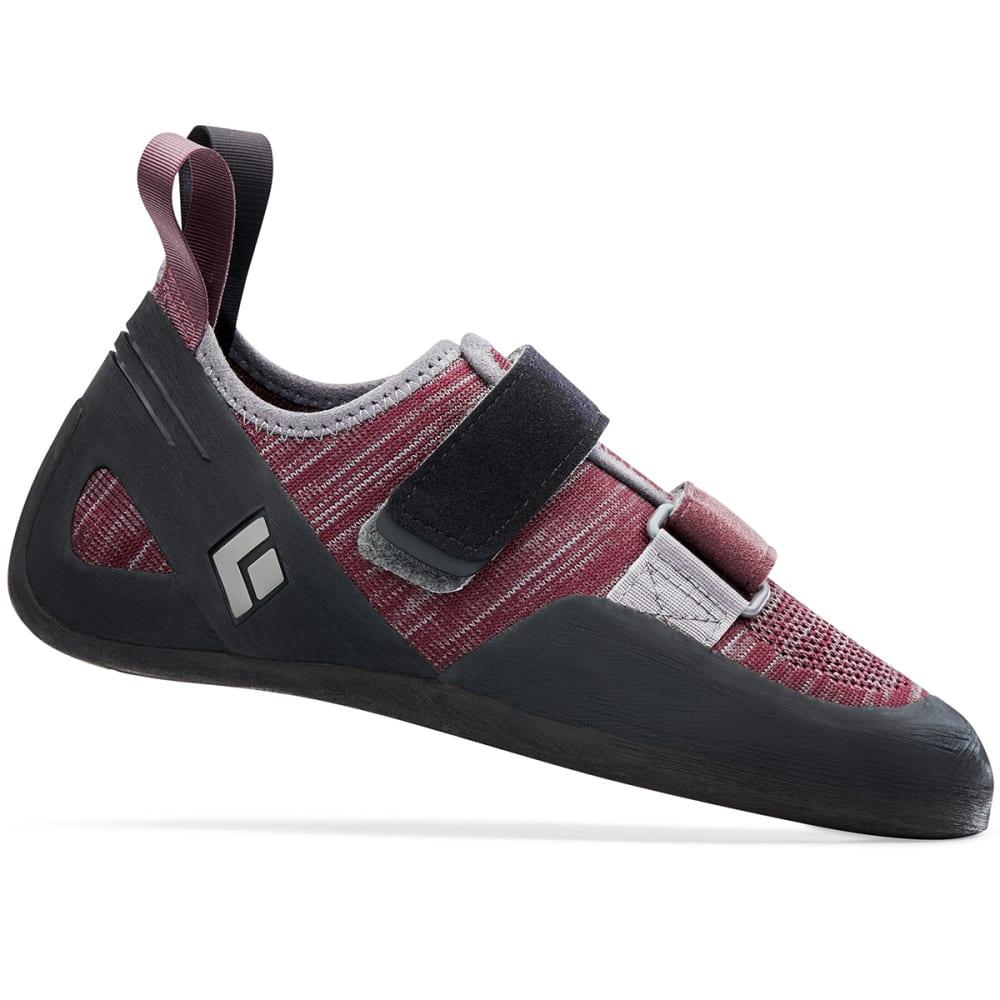 BLACK DIAMOND Women's Momentum Climbing Shoes - MERLOT 570106MERL