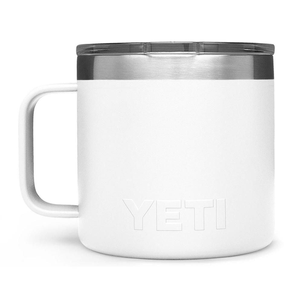 YETI Rambler 14 Oz Mug - WHITE