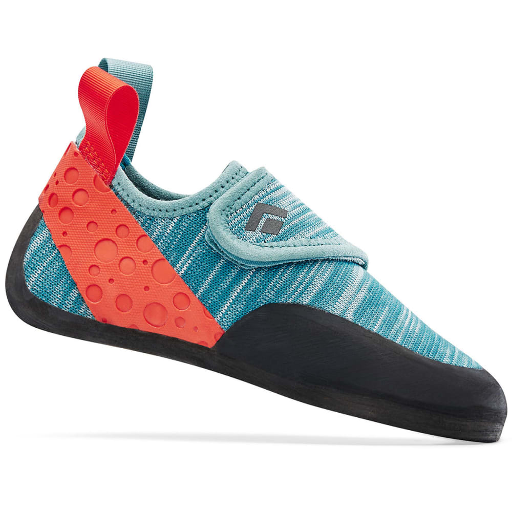 BLACK DIAMOND Kids' Momentum Climbing Shoes - CASPIAN 570151CSPN