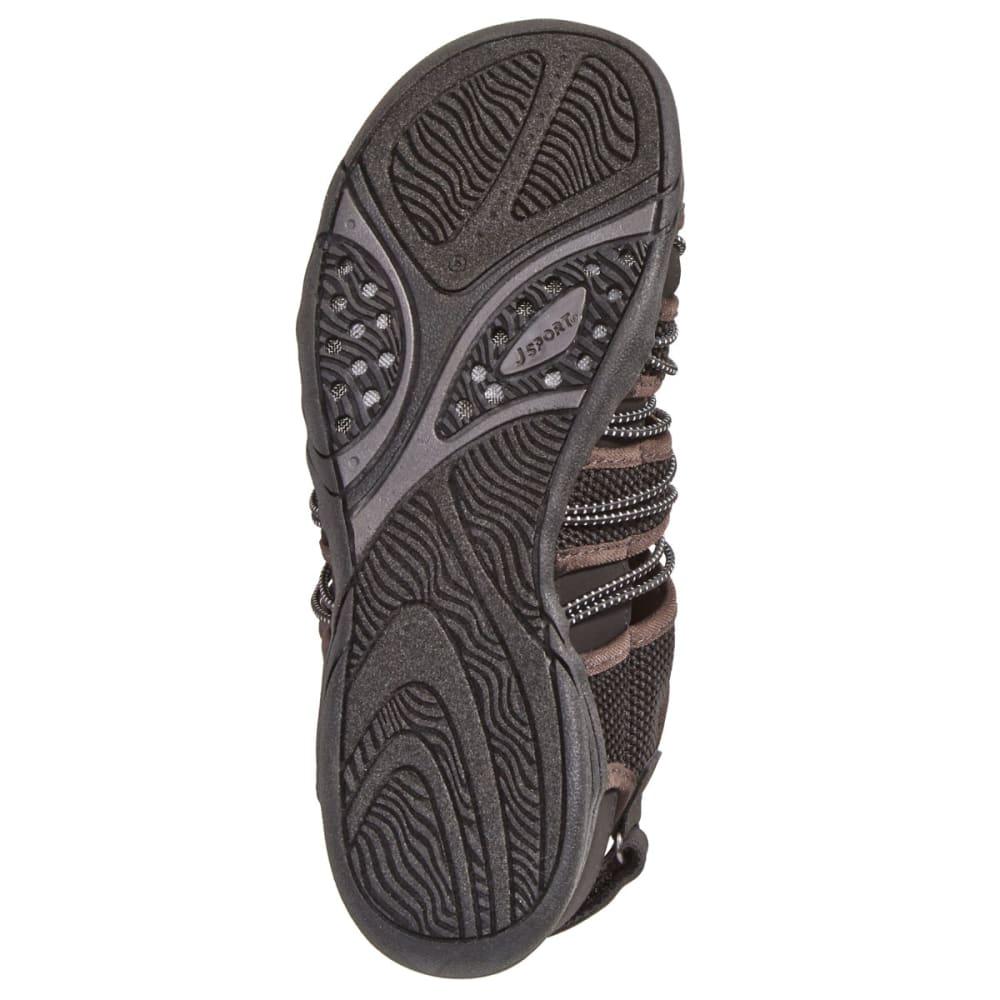 JSPORT Women's Newton Water Shoes - BLACK-SJ18NWN01