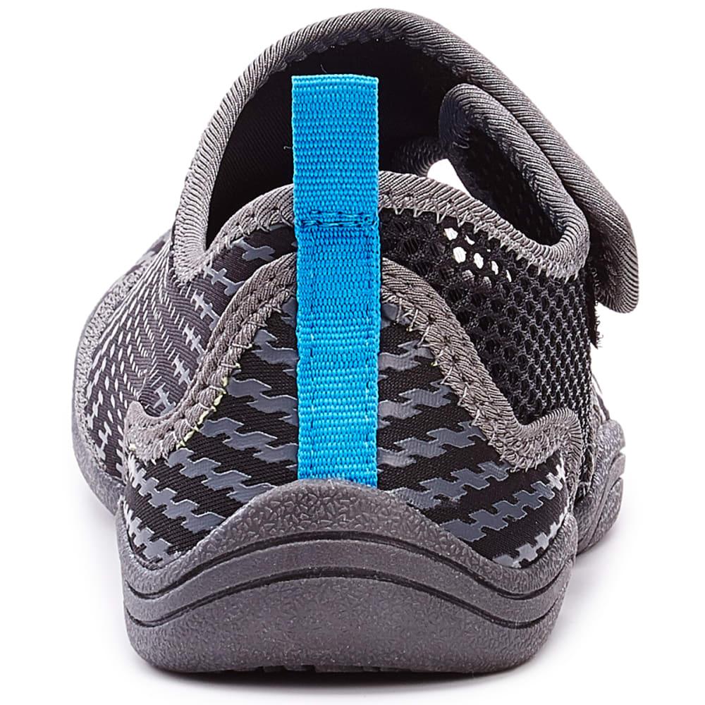 JSPORT Women's Mermaid Water Shoes - BLACK-SJ17MER91