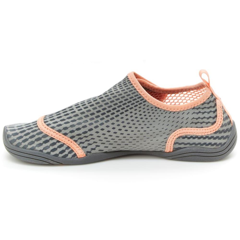 JSPORT Women's Mermaid Water Shoes - GRY/PET-SJ16MER19