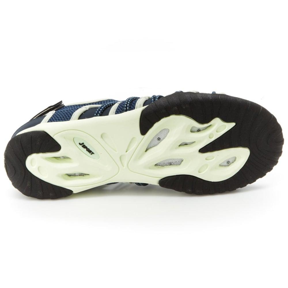 JSPORT Women's Newbury Water Shoes - NVY/PIST-SJ18NWB73