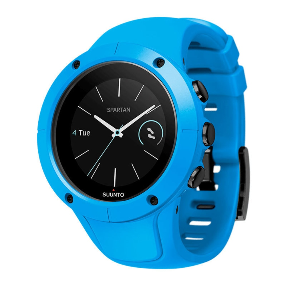SUUNTO Spartan Trainer Wrist HR (GPS) - BLUE