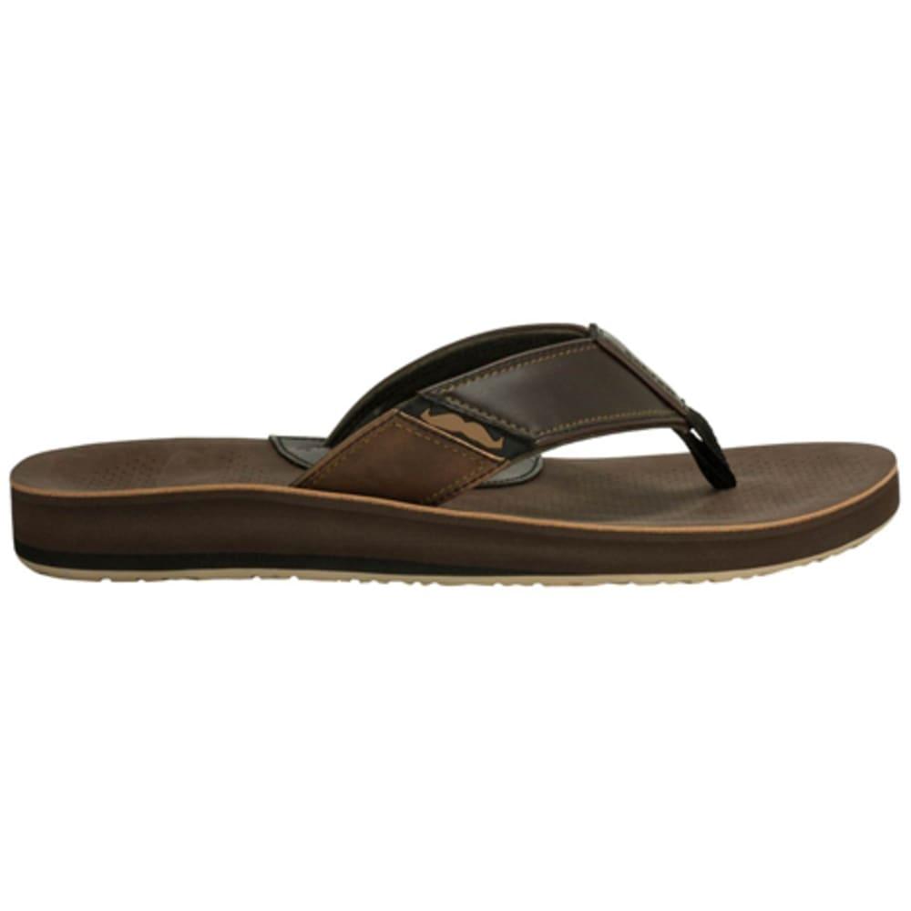 COBIAN Men's Movember Sandals 8