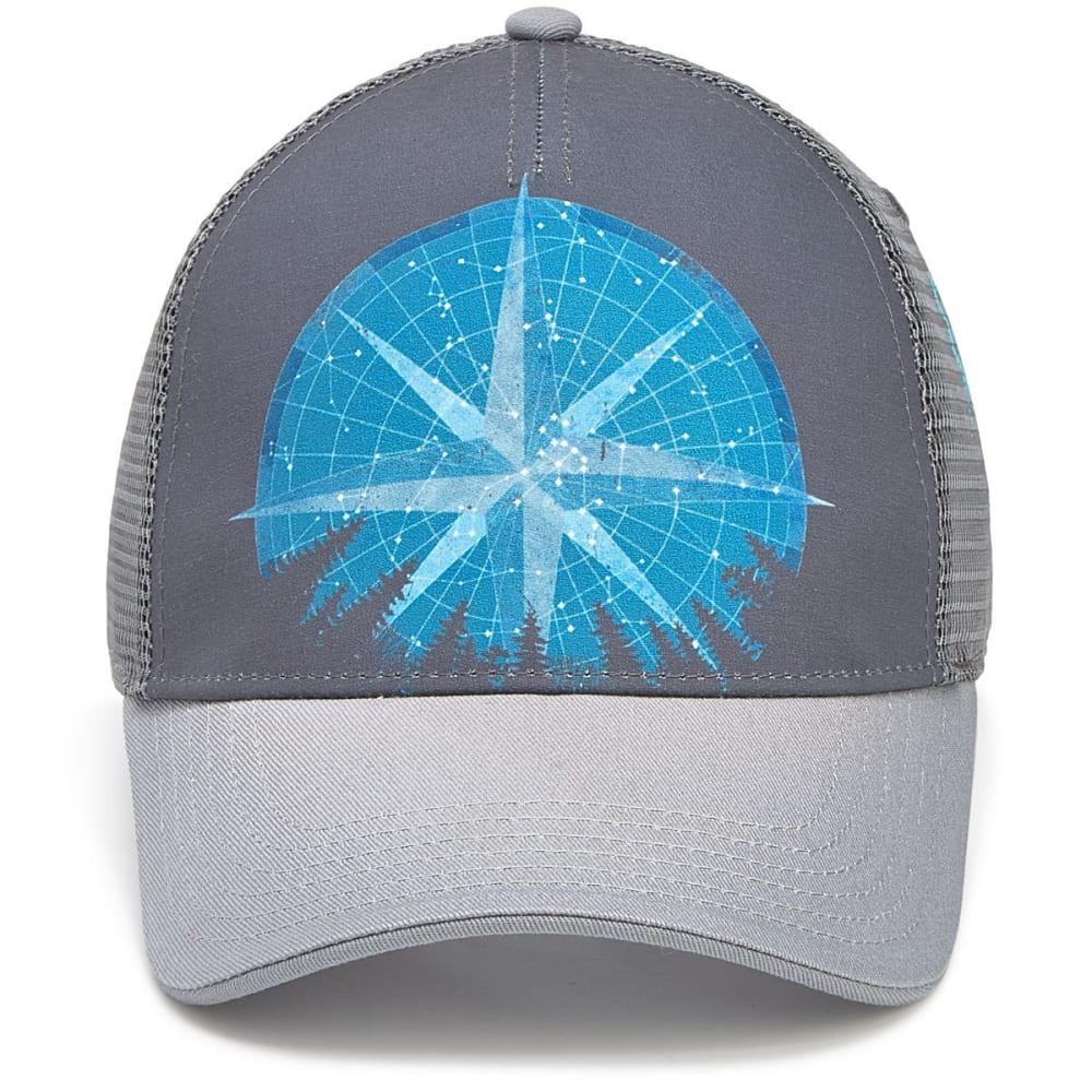 EMS Men's North Star Trucker Hat - FORGED IRON