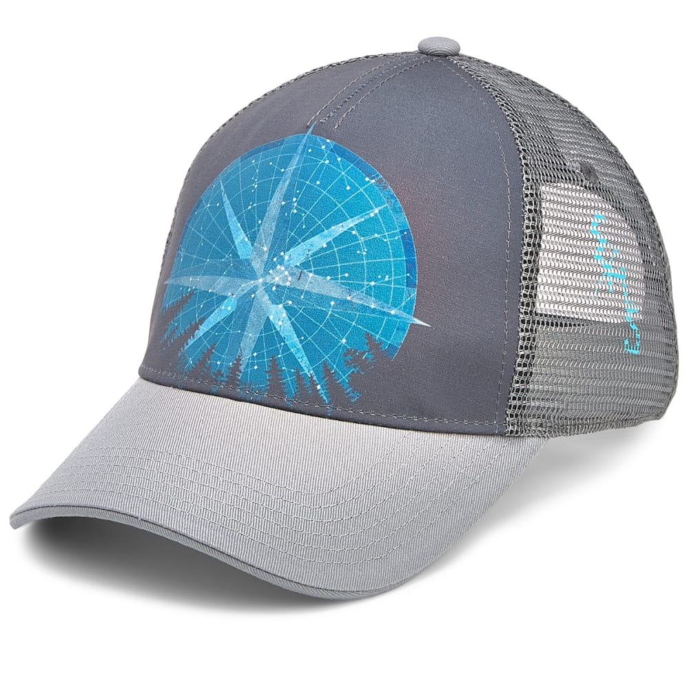 EMS® Men's North Star Trucker Hat - FORGED IRON