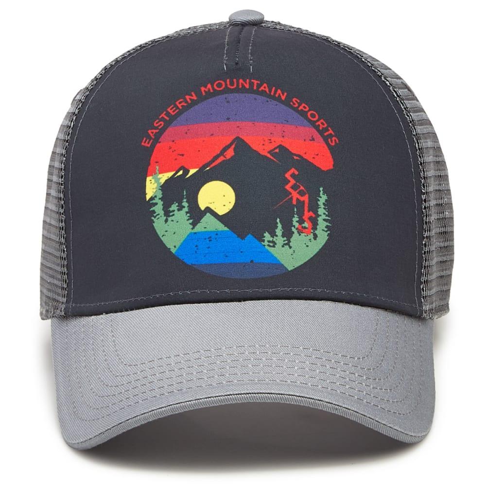 EMS Men's Heritage Trucker Hat - PHANTOM