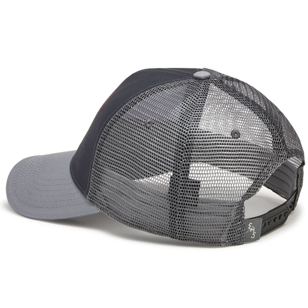 EMS Men's Heritage Trucker Hat - PHANTOM