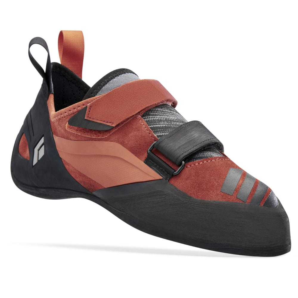 BLACK DIAMOND Men's Focus Climbing Shoes - RUST